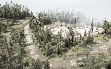 Clearing for Spintires MudRunner