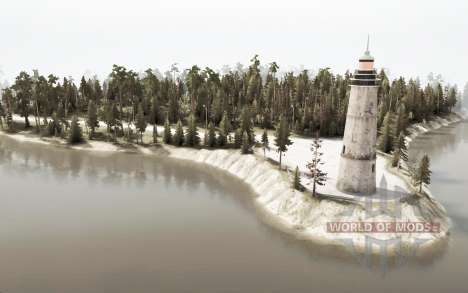 Lighthouse for Spintires MudRunner