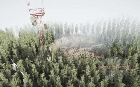 At the limit for Spintires MudRunner