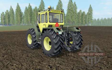 Mercedes-Benz Trac 1000-series for Farming Simulator 2017