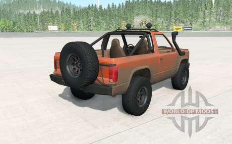 Gavril D-Series Bandito for BeamNG Drive