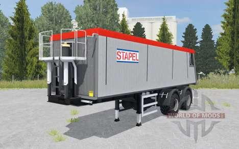 Stapel for Farming Simulator 2015
