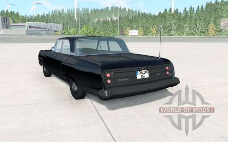Gavril Bluebuck Communist for BeamNG Drive