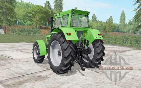 Deutz 06-series for Farming Simulator 2017