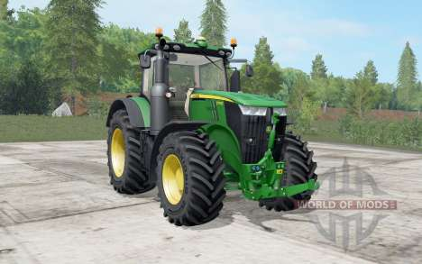 John Deere 7R-series for Farming Simulator 2017