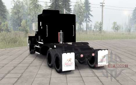 Mack RS700 for Spin Tires