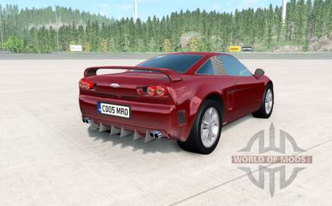 Sport D50 for BeamNG Drive