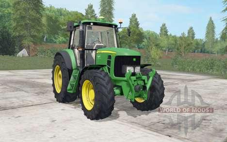 John Deere 7030-series for Farming Simulator 2017