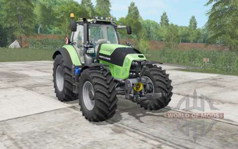 Deutz-Fahr 7-series for Farming Simulator 2017
