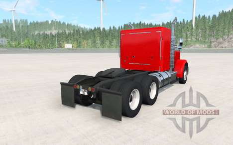 Gavril T-Series facelift for BeamNG Drive