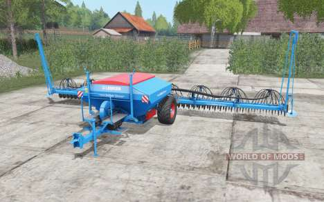 Lemken Solitair 12 for Farming Simulator 2017