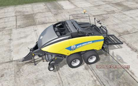 New Holland BigBaler 1290 for Farming Simulator 2017