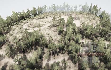 The Hills for Spintires MudRunner