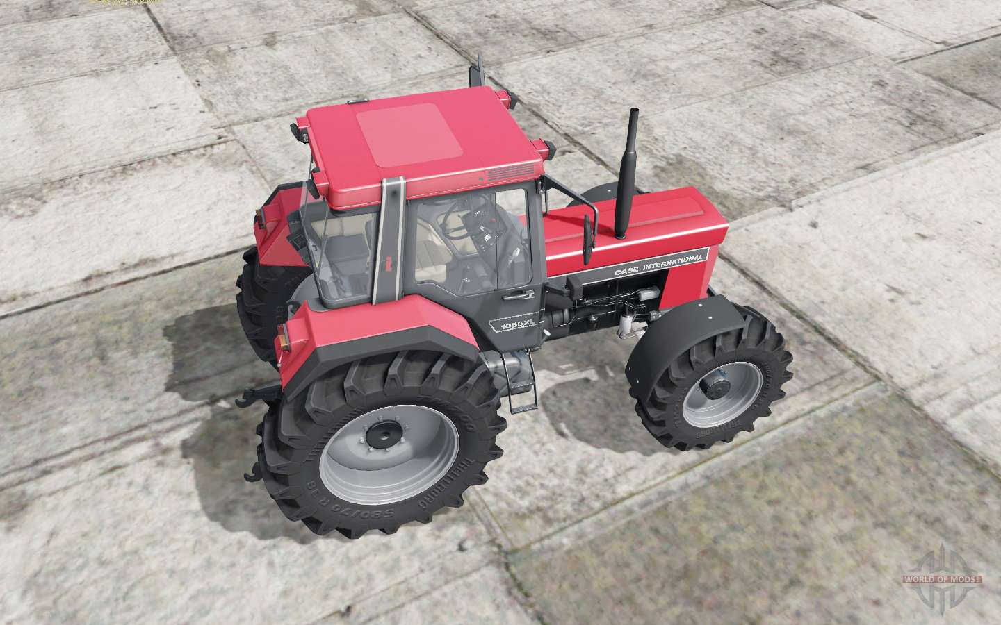 Case IH 55&56 Series For Farming Simulator 2017