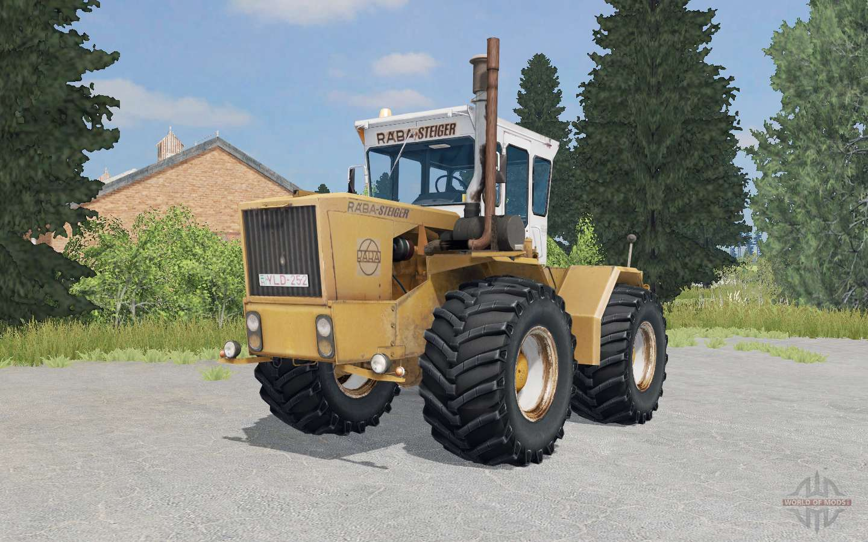 Raba-Steiger 250 aztec gold for Farming Simulator 2015