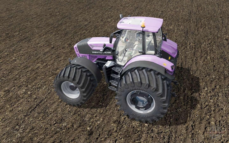 986 deutz fahr malvorlage traktor  coloring and malvorlagan