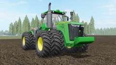 John Deere 9470R-9620R for Farming Simulator 2017