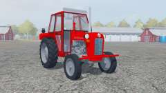 IMT 539 DeLuxe red for Farming Simulator 2013