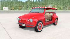 Autobello Piccolina Cherry v1.3 for BeamNG Drive
