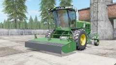 John Deere W260 sea green for Farming Simulator 2017