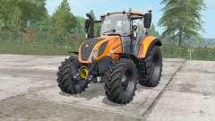 New Holland T5.120 Gᶏmling Edition for Farming Simulator 2017