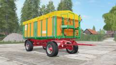 Kroger Agroliner HKD 302 sea buckthorn for Farming Simulator 2017