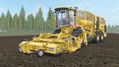 Ropa Tiger 5 for Farming Simulator 2017