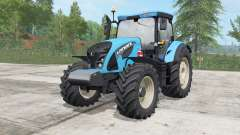 Landini 6-145〡6-175 for Farming Simulator 2017