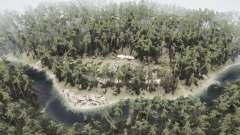 The Village Of Lena for MudRunner