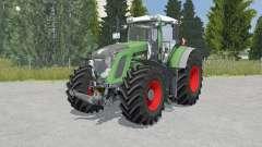 Fendt 939 Vario IC control for Farming Simulator 2015