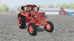 MTZ-50 Belarus soft-red color for Farming Simulator 2013