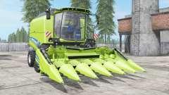 New Holland CR10.90 & TC5.90 for Farming Simulator 2017