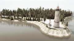 Lighthouse for MudRunner