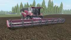 New Holland CR10.90 hippie pink for Farming Simulator 2017