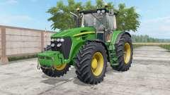 John Deere 7730-7930 for Farming Simulator 2017