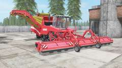 Grimme Tectron 415 red salsa for Farming Simulator 2017