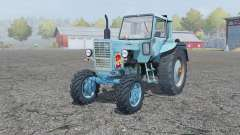 MTZ-80, Belarus is moderately blue color for Farming Simulator 2013