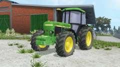 John Deere 3650 north texas green for Farming Simulator 2015