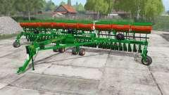 Stara Absoluta 35 north texas green for Farming Simulator 2017