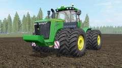John Deere 9460R-9560R for Farming Simulator 2017