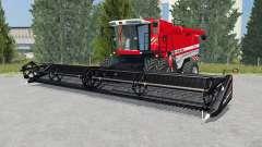 Massey Ferguson 9895 light brilliant red for Farming Simulator 2015