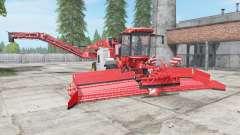 Holmer Terra Felis 2 multifrucht for Farming Simulator 2017