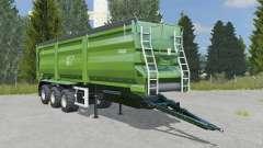 Krampe Sattel-Bandit 30-60 grass for Farming Simulator 2015