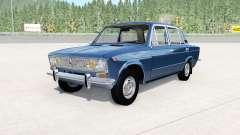 Lada Lada (2103) 1972 v2.0 for BeamNG Drive