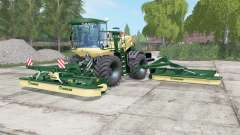 Krone BiG M 500 dartmouth green for Farming Simulator 2017