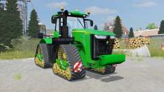 John Deere 9560RX pantone green for Farming Simulator 2015