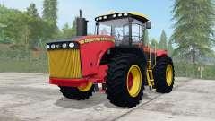 Versatile 400 deep carmine pink for Farming Simulator 2017
