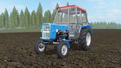 Ursus C-360 rich electric blue for Farming Simulator 2017