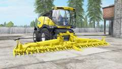 New Holland FR850 with bunkeᶉ for Farming Simulator 2017