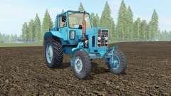 MTZ-Belarus 80.1 front loader for Farming Simulator 2017